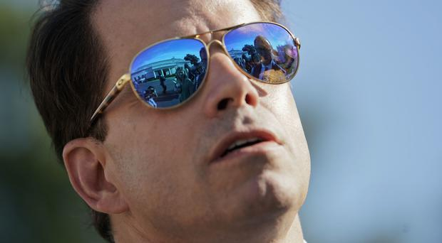 Anthony Scaramucci is the new communications director at the White House (AP)