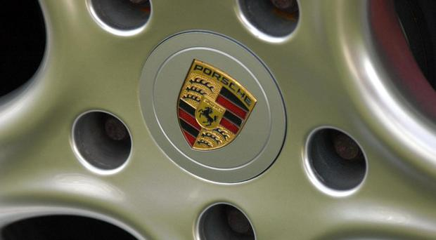 The model affected is the Porsche Cayenne 3-litre TDI