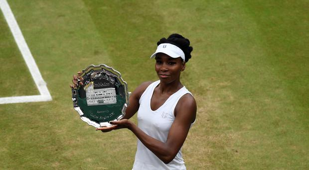 Police fault Venus Williams in crash but say she won't be cited