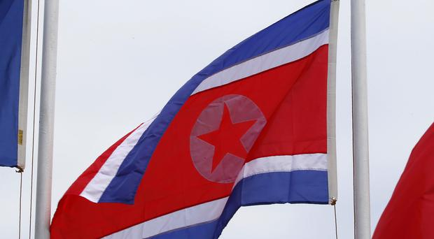 North Korea said the UN sanctions will never force the country to negotiate over its nuclear programme or to give up its nuclear drive (AP)