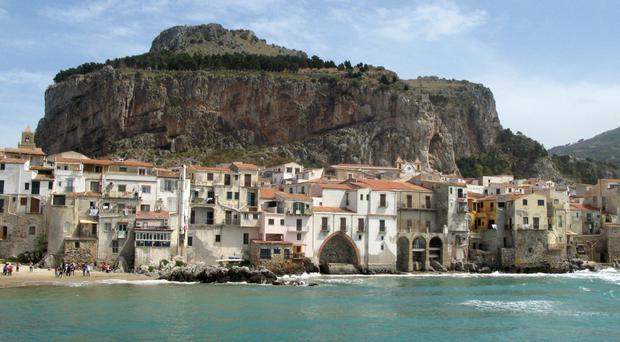 The Mediterranean island in summer is often by plagued by arson fires.