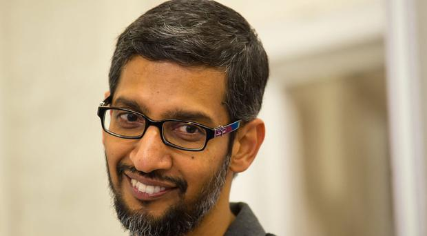 Google CEO Sundar Pichai said some employees feared for their safety