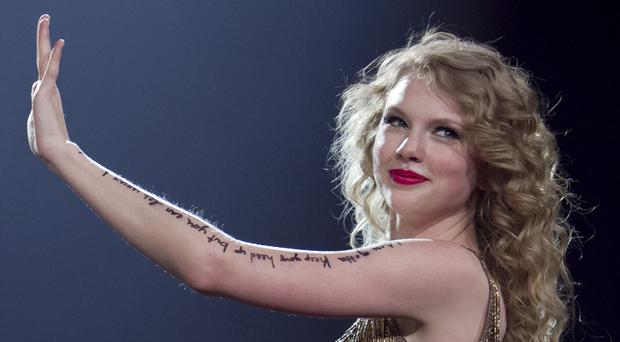 Taylor Swift claims David Mueller, a former radio host, groped her. (AP)