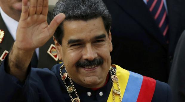 Venezuela's President Nicolas Maduro is facing criticism from Peru