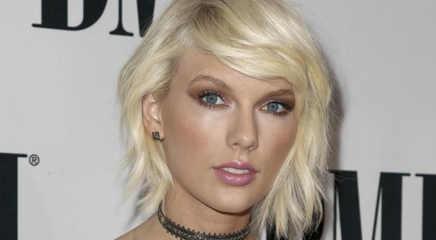 Taylor Swift claimed former radio host David Mueller groped her (Invision/AP)