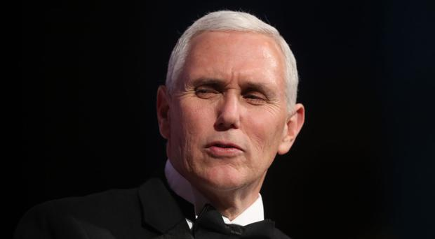 Mike Pence is touring Latin America