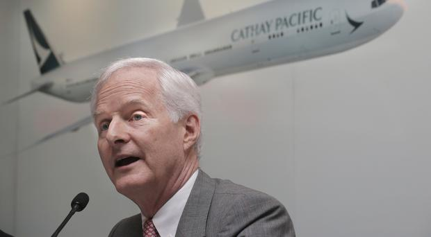 Cathay Pacific plunges to huge loss