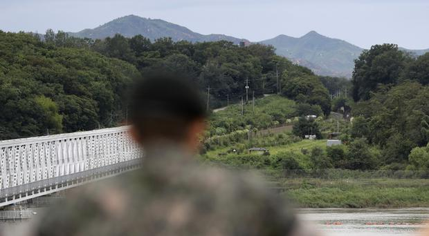 United States general pledges to defend Japan from North Korean attack