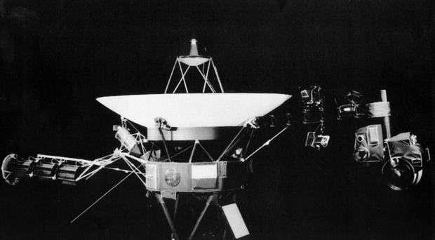 August 20 marks the 40th anniversary of the launch of Voyager 2, now almost 11 billion miles away (AP)