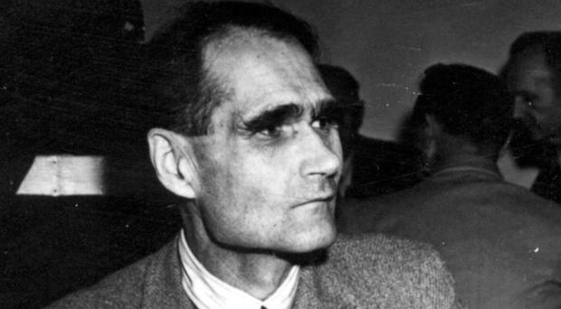 Rudolf Hess died at Spandau prison 30 years ago