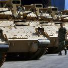 The Lebanese army intends to clear IS militants from its frontier with Syria (AP Photo/Bilal Hussein)