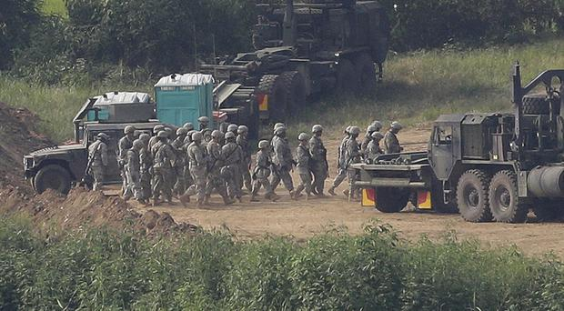United States  joint military drills with South Korea to go ahead