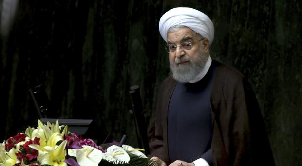 Iran will resume nuclear program, if USA tramples on JCPOA