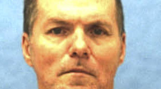 Mark Asay was convicted of two racially-motivated murders (Florida Department of Corrections/AP)