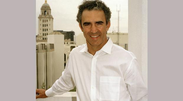 Jay Thomas pictured in 1992 (AP)