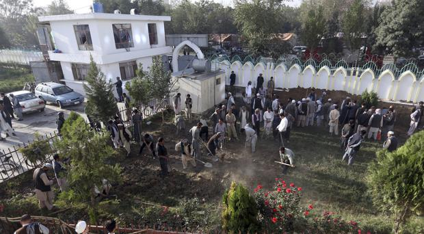 Deadly Attack on Shiite Mosque in Afghanistan