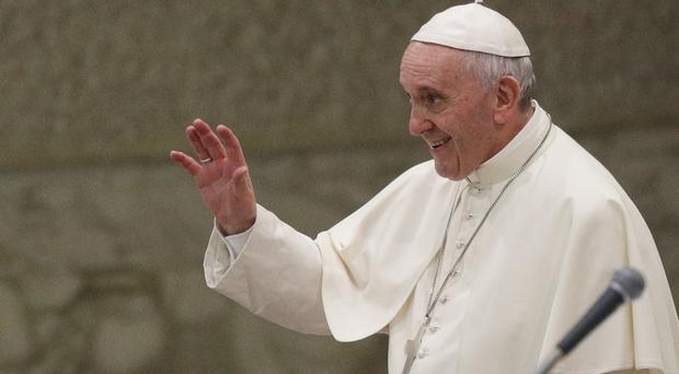 Pope Francis was a Jesuit official in his native Argentina ruled by military dictatorship at the time (Gregorio Borgia/AP)