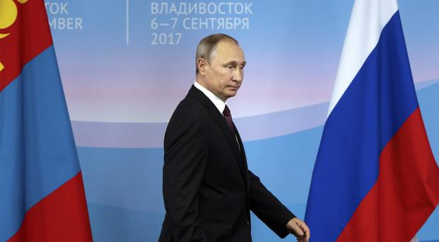 Putin insists sanctions on North Korea will be a global 'catastrophe'