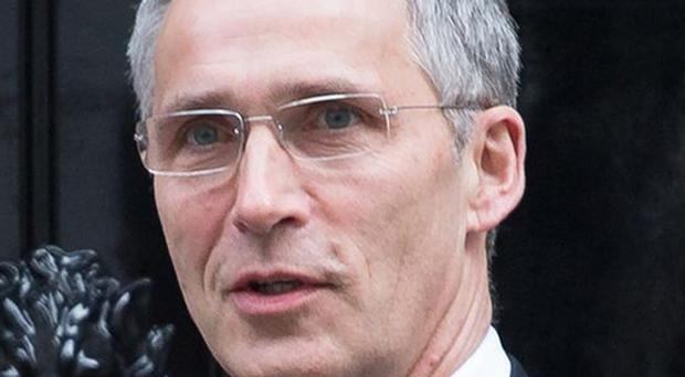 Jens Stoltenberg claimed Russia was 'under-reporting' and 'using loopholes' to avoid scrutiny