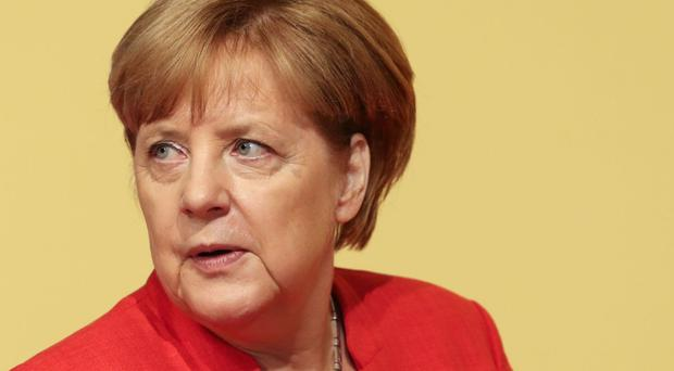 Angela Merkel's policy towards migrants has angered some voters