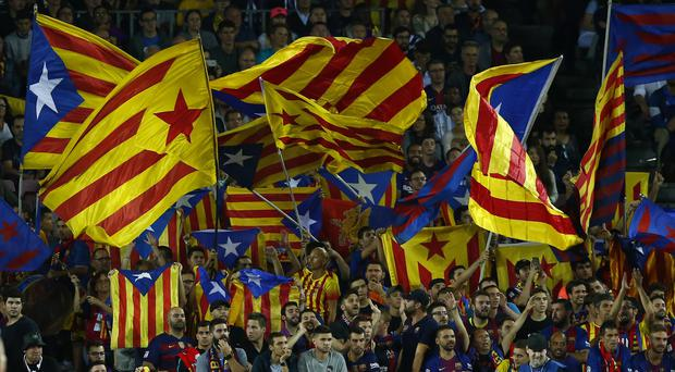 Spain to control Catalan spending as long as 'exceptional' situation continues