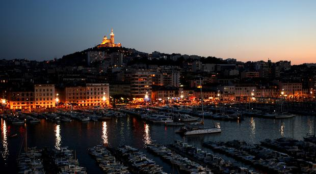Stock picture of Marseille
