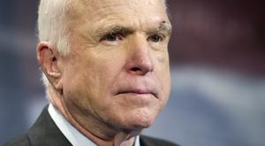 John McCain said he could not