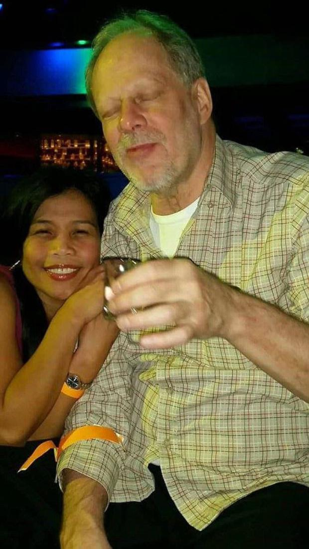 Stephen Paddock and girlfriend Marilou Danley