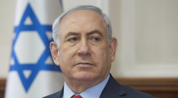 Netanyahu pledges to build in settlement, annex it to Israel