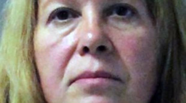 Sheila Keen Warren is accused of fatally shooting the wife of her future husband in 1990 (AP)