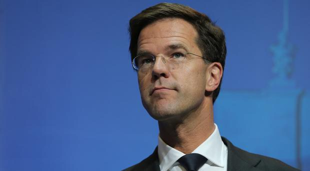 Dutch on a high as coalition formed