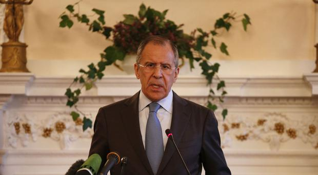 Sergey Lavrov expressed hopes for a settlement