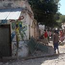 Library picture of Mogadishu in Somalia