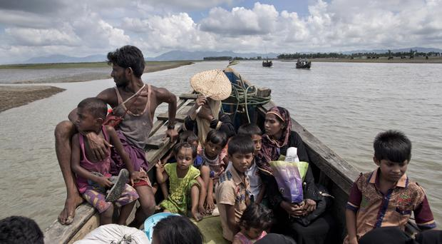India's top court delays decision on possible eviction of Rohingya refugees