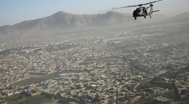 The incident took place in western Kabul