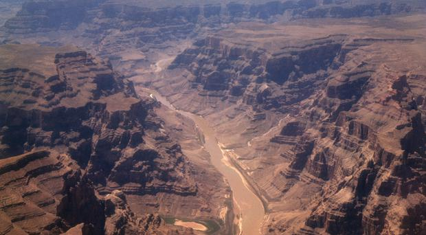 The plans for the Grand Canyon were voted down by a tribal council