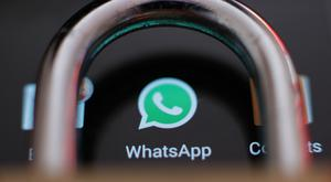 WhatsApp suffered an outage on Friday.