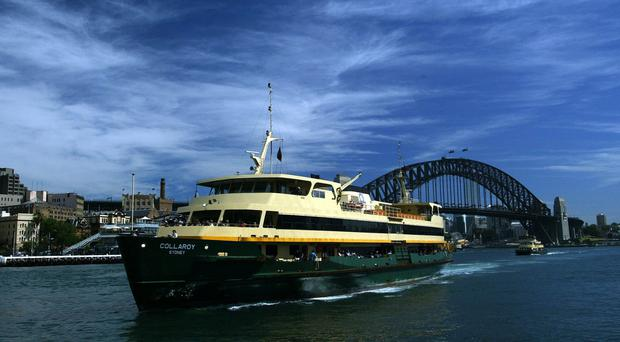One of Sydney's new ferries will be named Ferry McFerryface