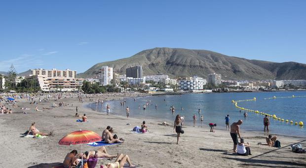 British tourist among the wounded as Tenerife nightclub floor collapses injuring 22