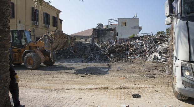Several Injured In Explosion And Building Collapse In Jaffa, Israel [VIDEO & PHOTOS]