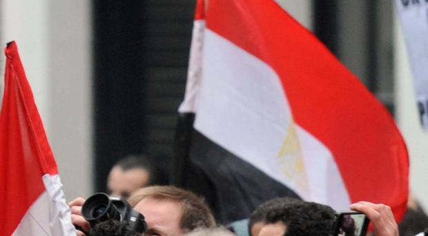 Amnesty said the sentences were another example of Egypt's persecution of the LGBT community