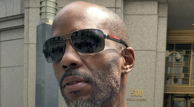 Rapper DMX pleads guilty to tax evasion