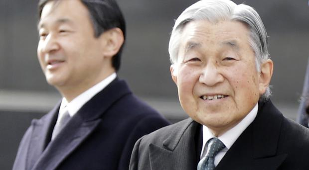 Japan's Emperor, Akihito, Sets Date for Abdication