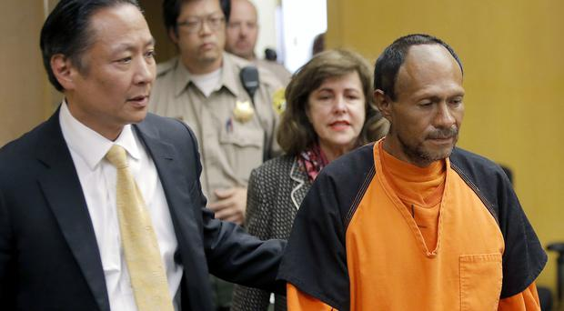 Undocumented immigrant not guilty of murder in polarizing San Francisco case