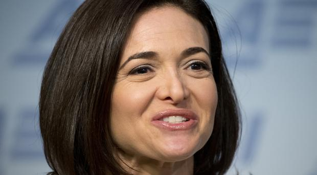 Sheryl Sandberg urged companies to have policies on harassment (AP)