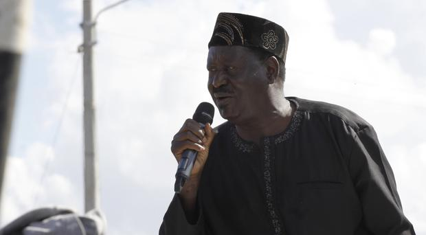Raila Odinga refuses to recognise the legitimacy of Kenya's president