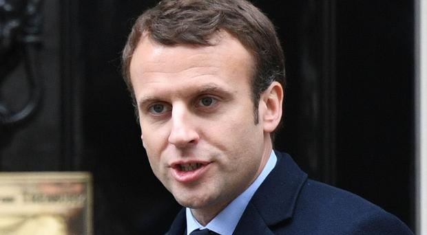 Emmanuel Macron was elected in May