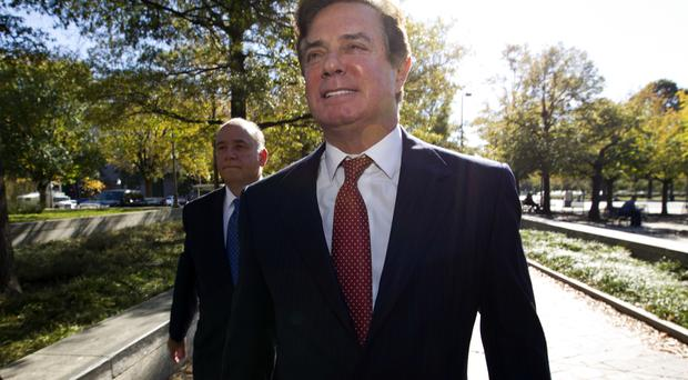Paul Manafort acted as campaign chairman for Donald Trump