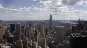 An explosion was reported in New York