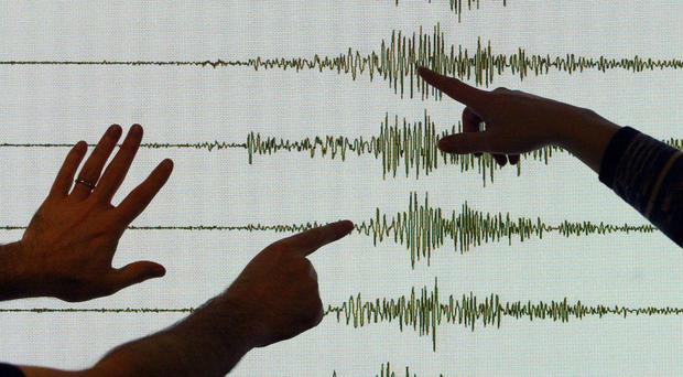 Magnitude quake hits Iran-Iraq border
